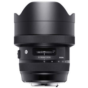 Sigma 12-24mm F4 DG HSM Art Lens