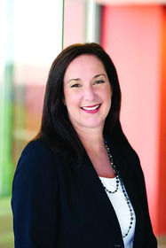 Denise Pace-Sanders, Senior Vice President, Brand and Marketing Director at Peapack-Gladstone Bank
