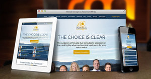 Reno Ophthalmologists Announce New Responsive Website