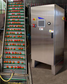 Diversified Technologies' PEF System for the tissue modification of fruits and vegetables
