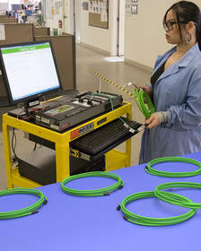 Aved Medical Cable & Wire Harness Assembly Services feature 100% testing