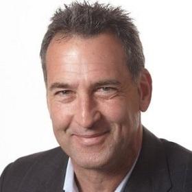 Scott Lumish, Vice President of Business Development