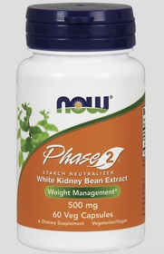 Now Foods Phase 2 Starch Neutralizer