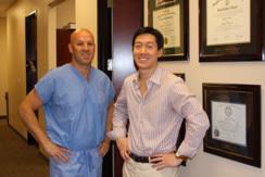 Las Vegas Plastic Surgeons Dr. W. Tracy Hankins and Dr. Samuel M. Sohn