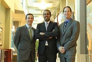 Jacksonville Plastic Surgeons Dr. Joseph Parks, Dr. Ankit R. Desai, and Dr. Michael A. Fallucco