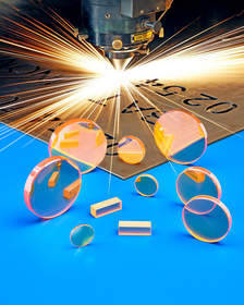 Laser Research Optics CO2 Laser Lenses