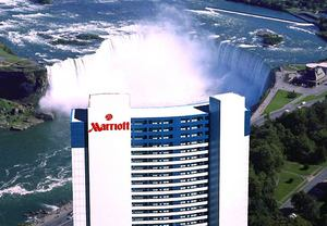 Hotels with views of Niagara Falls