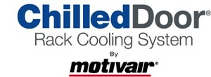 Chilled Door Rack Cooling System