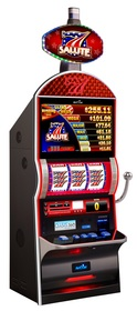 Aristocrat's new RELM™ slot cabinet was built from the ground up specifically for traditional stepper casino players, perfectly blending VGT's exceptional stepper technology with Aristocrat's renowned content expertise to create a new player experience.