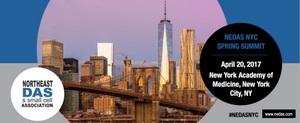 NEDAS NYC Spring Summit - April 20, 2017 in Manhattan