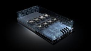 HGX-1 hyperscale GPU accelerator