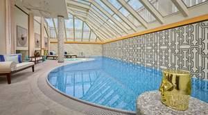 Luxury Spa Hotel Budapest
