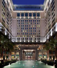 Luxury hotels downtown Dubai