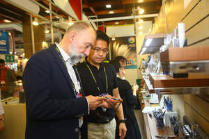 The 71th Giftionery Taipei in 2017 is expected to attract 20,000 buyers from home and abroad.