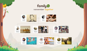 Available on both desktop and mobile, Family.me provides an interactive, collaborative experience for families to research and discover their family history together, while simultaneously helping them document and share the precious memories being made today.
