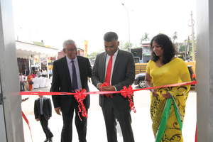 Opening of New DHL Life Sciences & Healthcare Facility in Sri Lanka