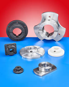 Stafford Flanged Shaft Collars