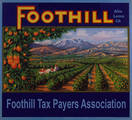 Foothill Tax Payers Association