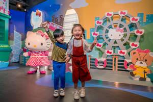 Explore Hong Kong with Hello Kitty