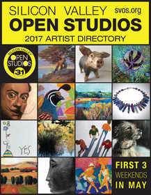 Silicon Valley Open Studios (SVOS) directory of artists