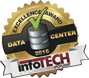 Infomart receives an infoTECH Spotlight Data Center Excellence Award for Direct Access power service