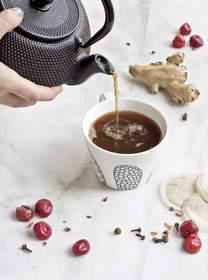 Tart Cherry Turmeric Bedtime Tea