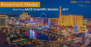 Rosemont Media to Attend AACD 2017 Scientific Session