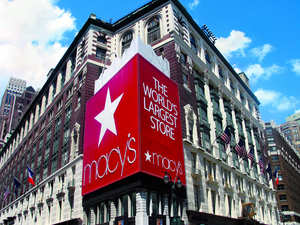 Loja principal da Macy's na Herald Square, Nova York, NY