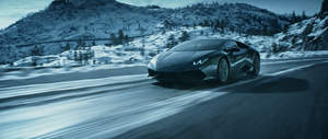 A sample of Abandon Visuals' recent campaign for Lamborghini, captured using Sigma Cine Lenses
