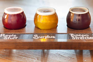 Enjoy a Flight of Locally Crafted Beer at The Ritz-Carlton Orlando, Grande Lakes