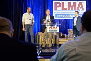PLMA Program Pacesetter Award -- PGE and AutoGrid