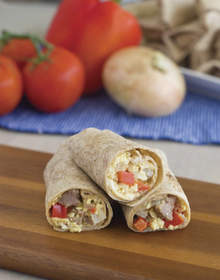 Make-Ahead Freezable Breakfast Burritos