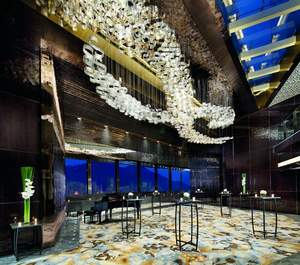 Luxury hotels in Hong Kong