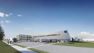 Distribution centre Ketsch