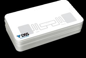 DSS Plastics Group UHF Card