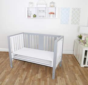 crib mattress, mattress, crib, baby gear, juvenile products, JPMA, baby trend