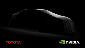 NVIDIA and Toyota are collaborating to deliver artificial intelligence hardware and software technologies that will enhance the capabilities of autonomous driving systems planned for market introduction within the next few years.
