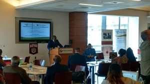 CBIS CEO Mr. Raymond C. Dabney @ GHC Summit, hosted by the Dana-Farber Cancer Institute/Harvard Cancer Center (DF/HCC)
