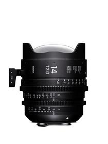 Sigma 14mm T2 Cine FF High Speed Prime Lens
