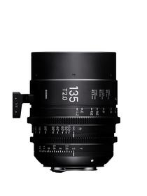 Sigma 135mm T2 Cine FF High Speed Prime Lens