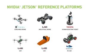 NVIDIA Jetson reference platforms