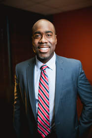 Isaiah Henry, newly appointed CEO of Seabreeze Management