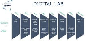 Digital Lab Location and dates