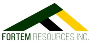 Fortem Resources Inc.