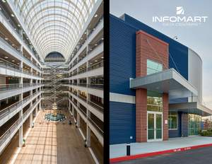 Infomart Dallas and Infomart Portland