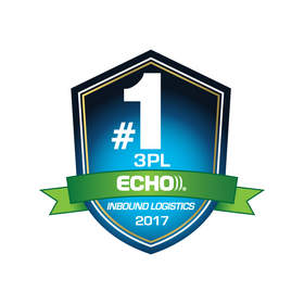Echo Global Logistics Voted #1 in Inbound Logistics' 2017 Top 10 3PL Excellence Awards