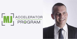 Jeffrey Robinson, Managing Director of MJ Accelerator Program