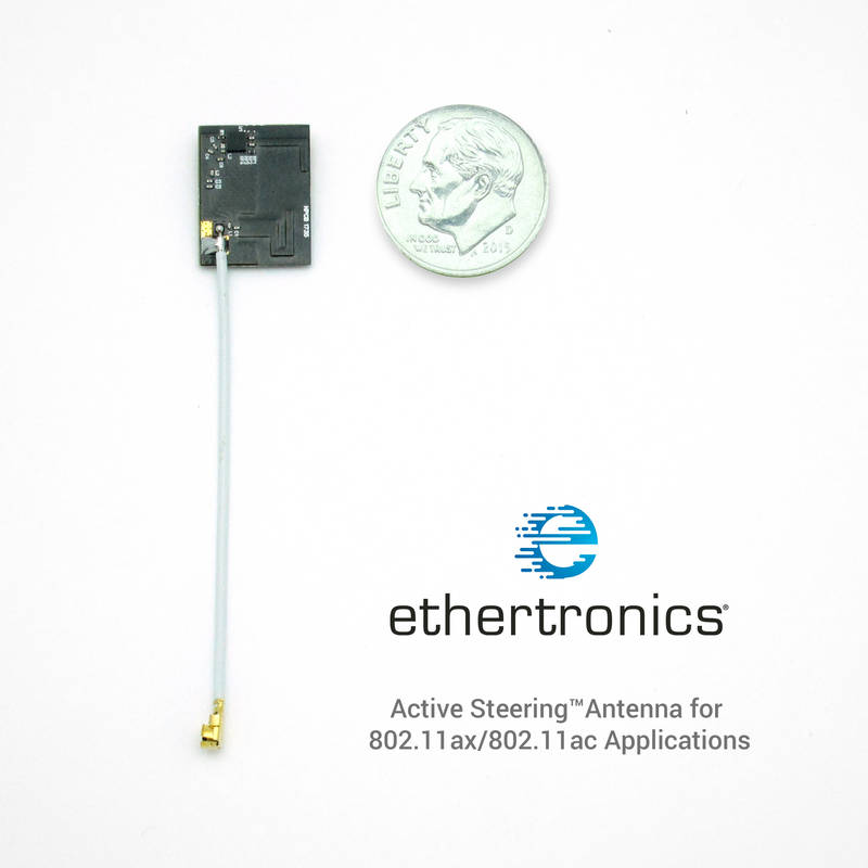 Ethertronics Announces Groundbreaking 802.11ax Wi-Fi Active Steering System