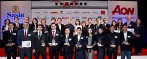 Aon Best Employers Thailand 2017