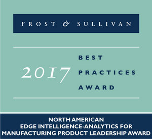 FogHorn Systems Awarded Frost & Sullivan Product Leadership Award